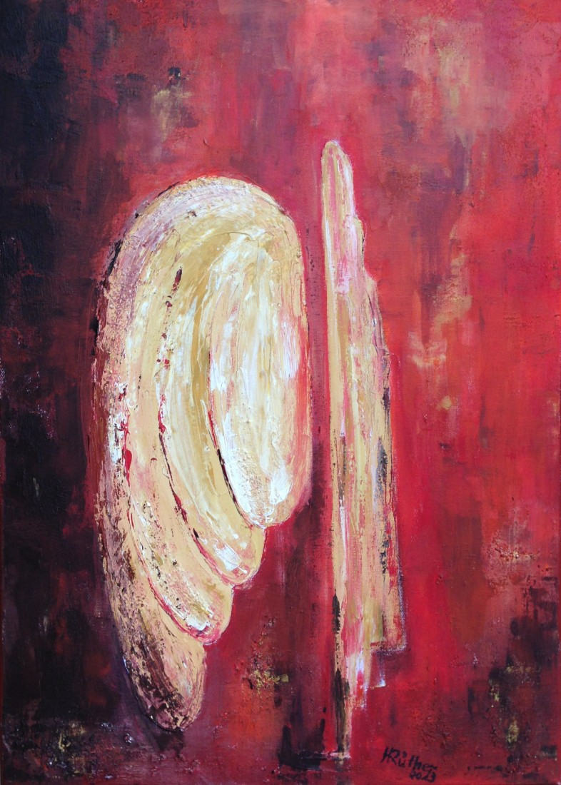 Engelflügel-hoch