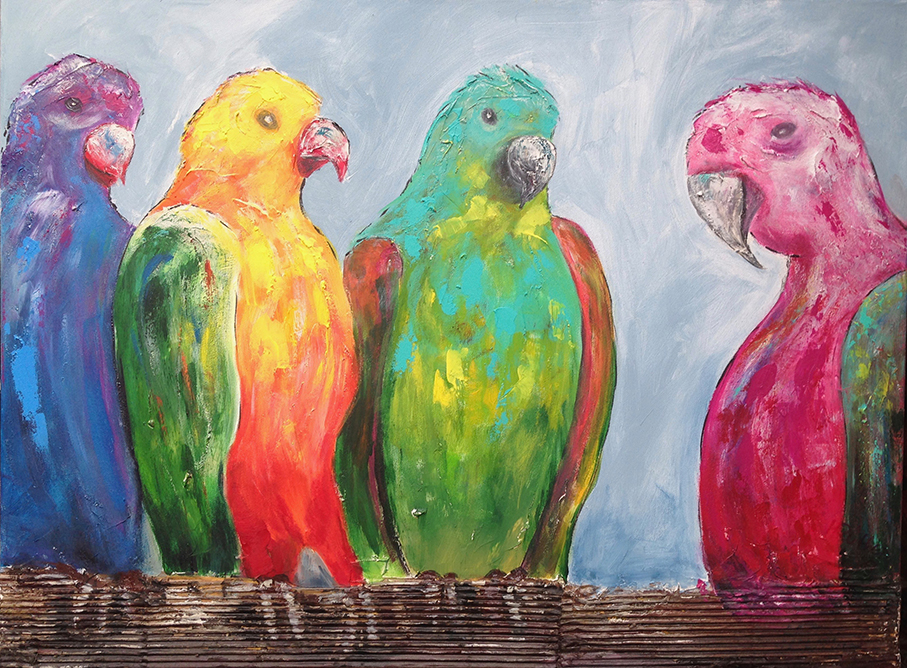 Papageienschule-1