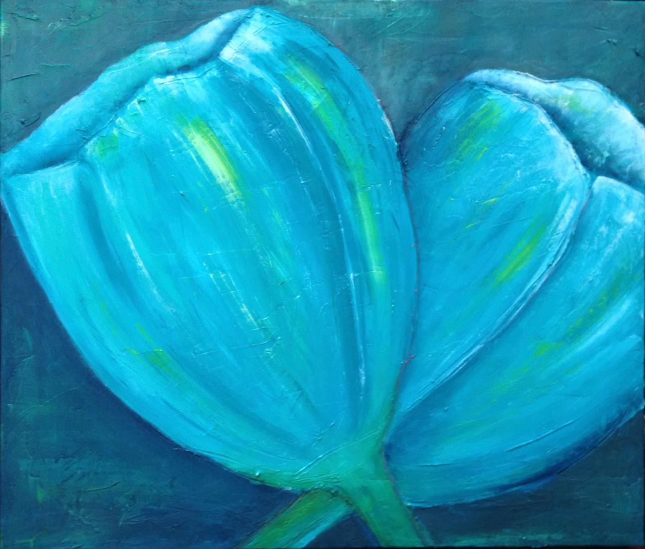 Tulpen türkis